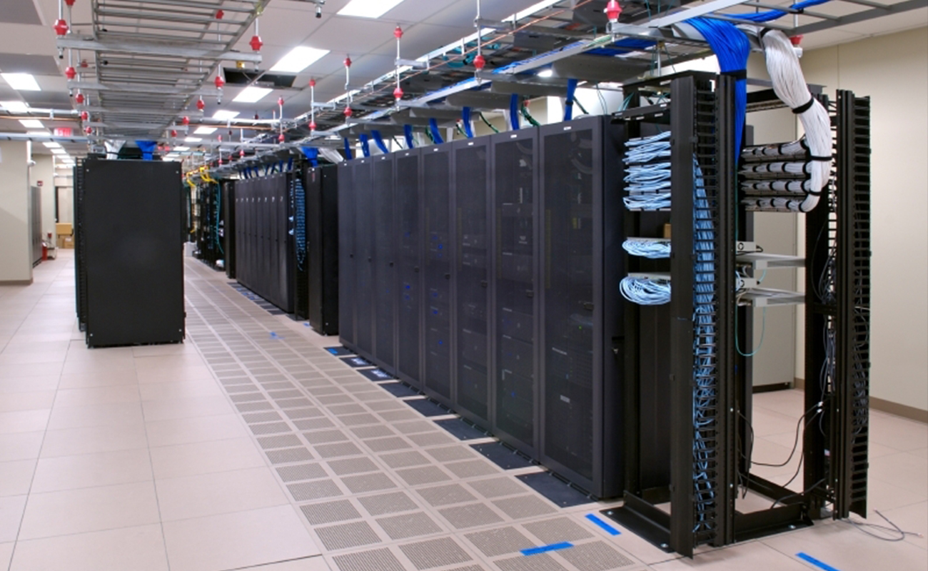 Câblage d'un data center