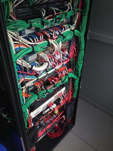 Câblage informatique pour entreprise par Profibre