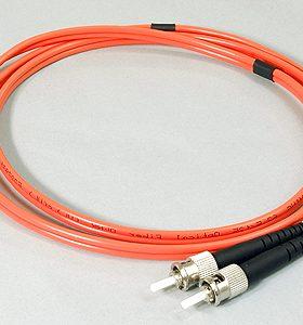 Installation d'une fibre optique pour professionnels
