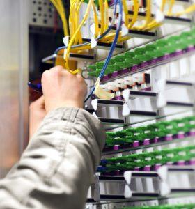 Audit réseau informatique Profibre
