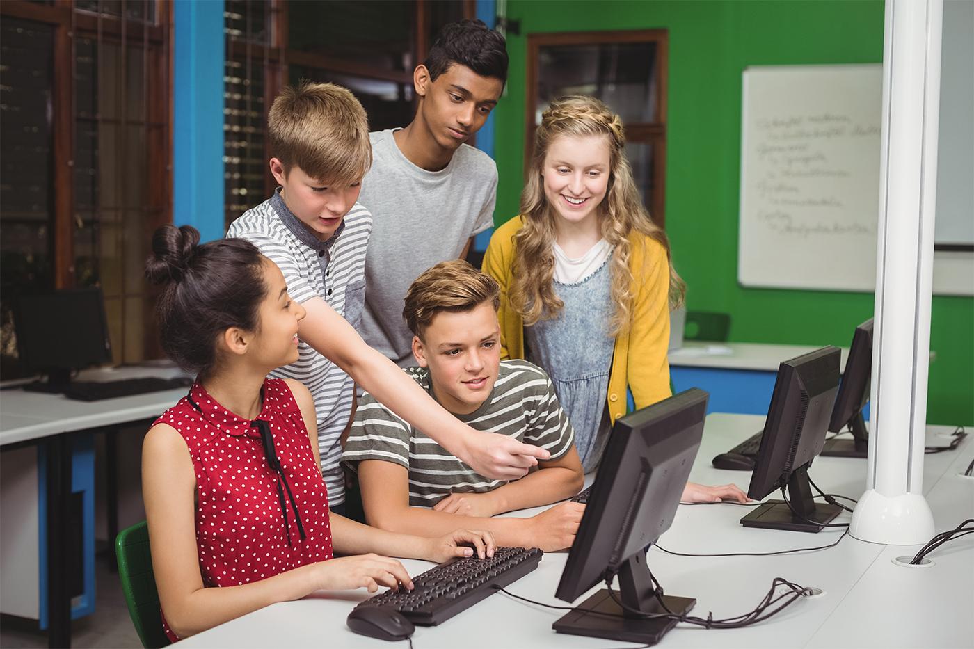 Réseau informatique – écoles